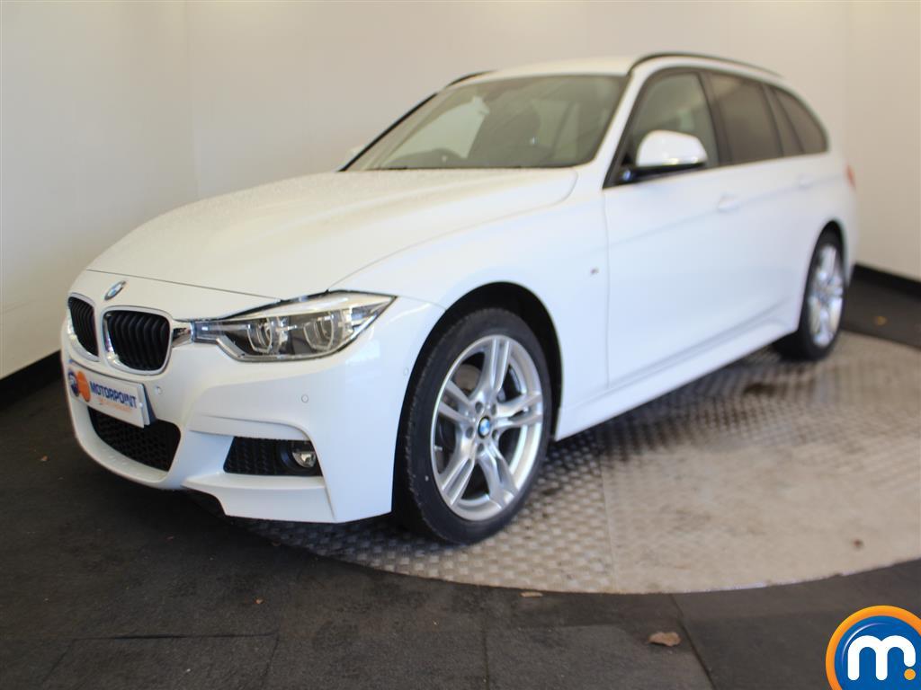 BMW 3 Series M Sport - Stock Number (958874) - Passenger side front corner