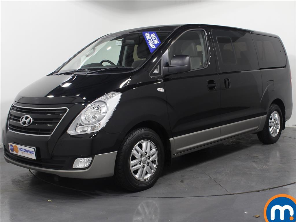 Hyundai I800 SE Nav - Stock Number (967474) - Passenger side front corner
