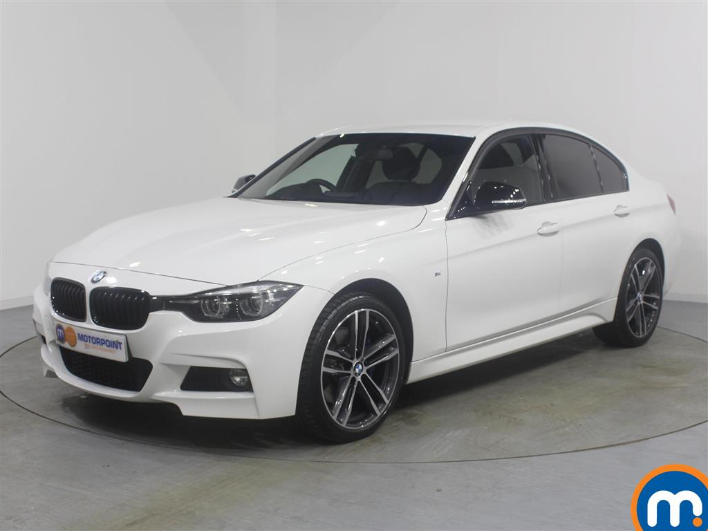 BMW 3 Series M Sport Shadow Edition - Stock Number (963602) - Passenger side front corner