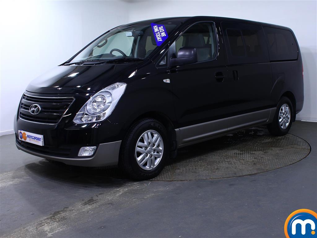 Hyundai I800 SE Nav - Stock Number 967511 Passenger side front corner