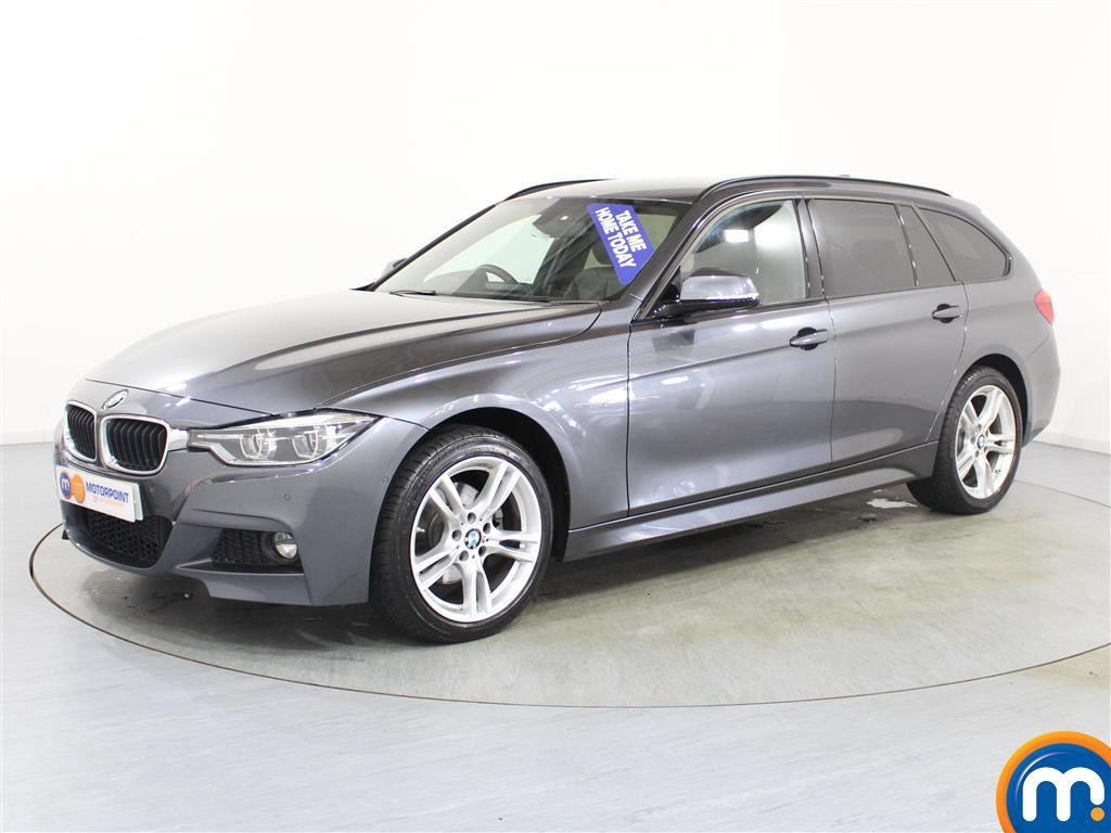 BMW 3 Series M Sport - Stock Number (958947) - Passenger side front corner