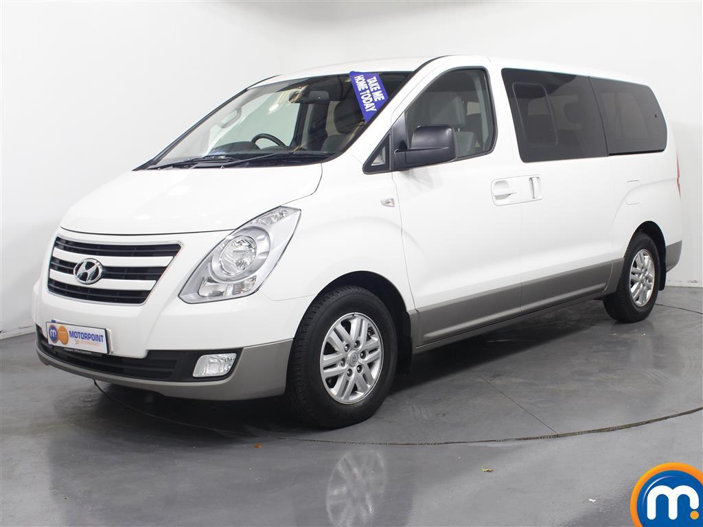 Hyundai I800 SE Nav - Stock Number (959648) - Passenger side front corner