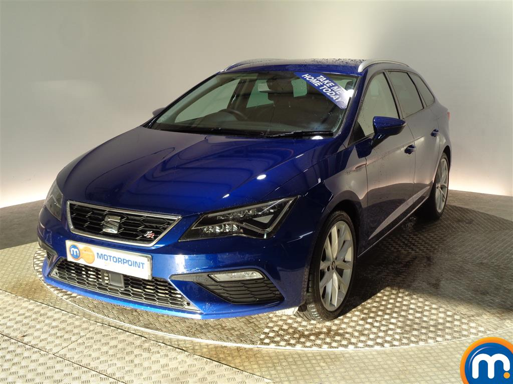 Seat Leon FR Technology - Stock Number (971933) - Passenger side front corner