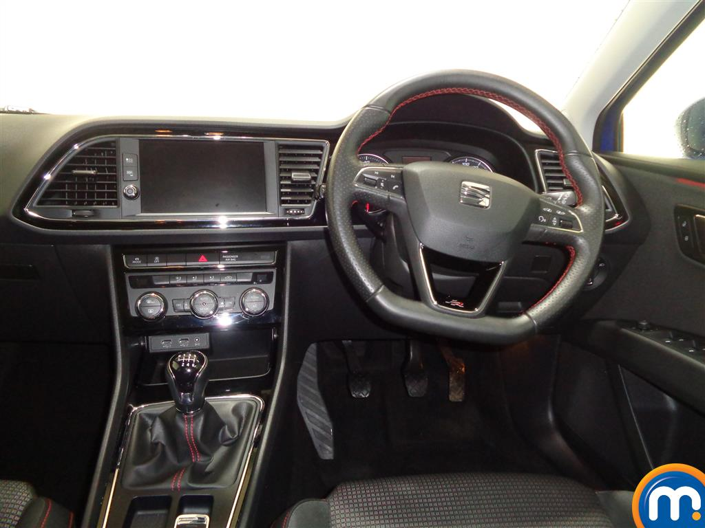 Seat Leon Fr Technology Manual Diesel Estate - Stock Number (971933) - 4th supplementary image