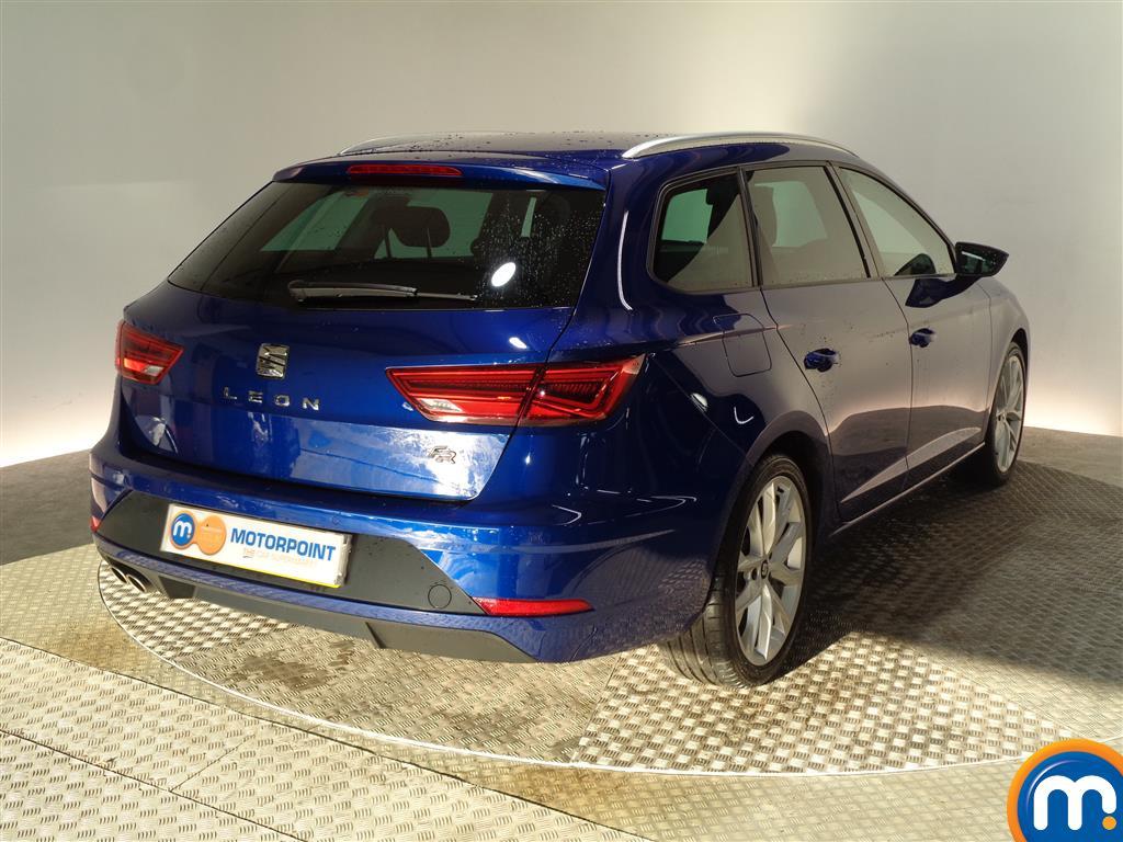 Seat Leon Fr Technology Manual Diesel Estate - Stock Number (971933) - Drivers side rear corner