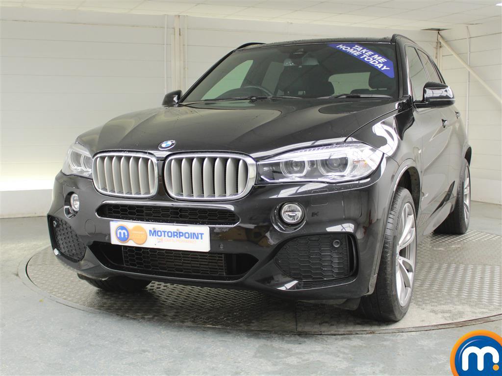 BMW X5 M Sport - Stock Number (965123) - Passenger side front corner