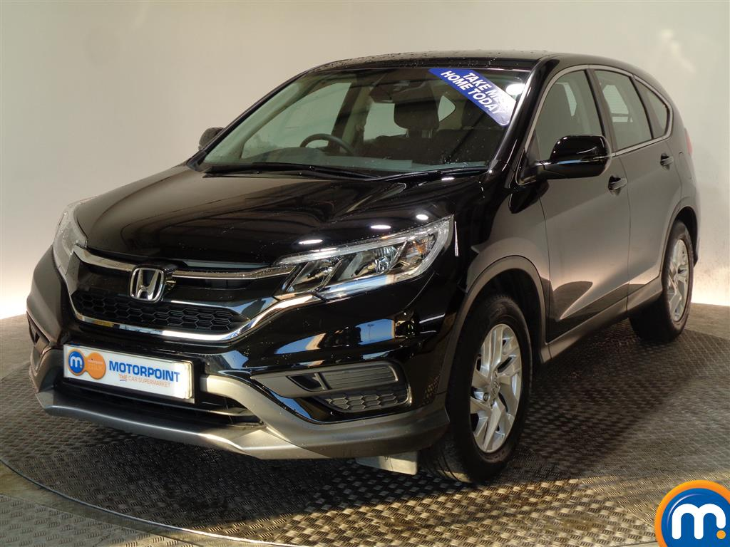 Honda Cr-V S Manual Petrol Estate - Stock Number (971361) - Passenger side front corner