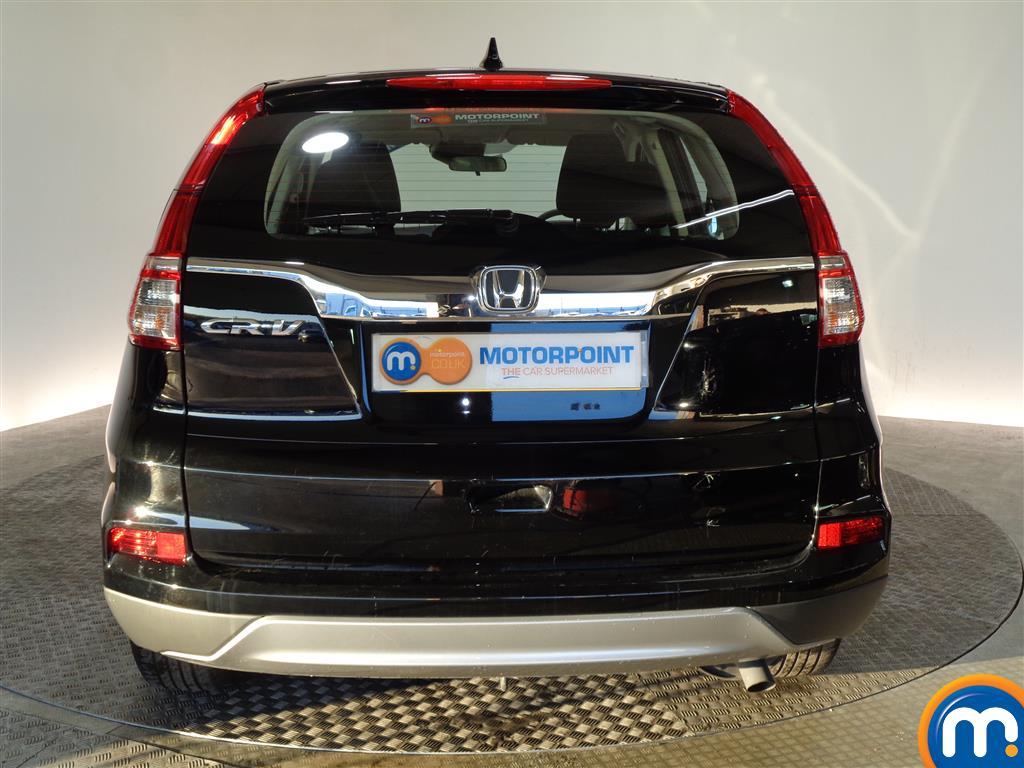 Honda Cr-V S Manual Petrol Estate - Stock Number (971361) - Rear bumper