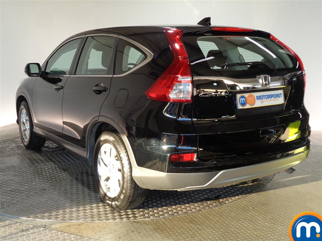 Honda Cr-V S Manual Petrol Estate - Stock Number (971361) - Passenger side rear corner
