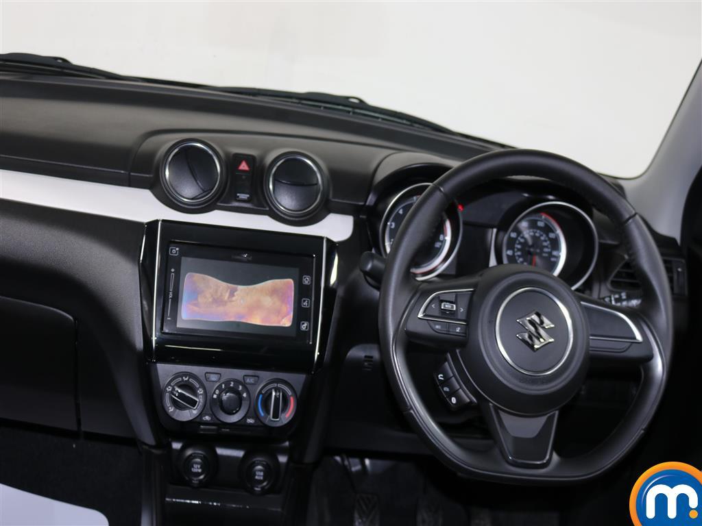 Suzuki Swift Sz-T Manual Petrol Hatchback - Stock Number (970793) - 3rd supplementary image