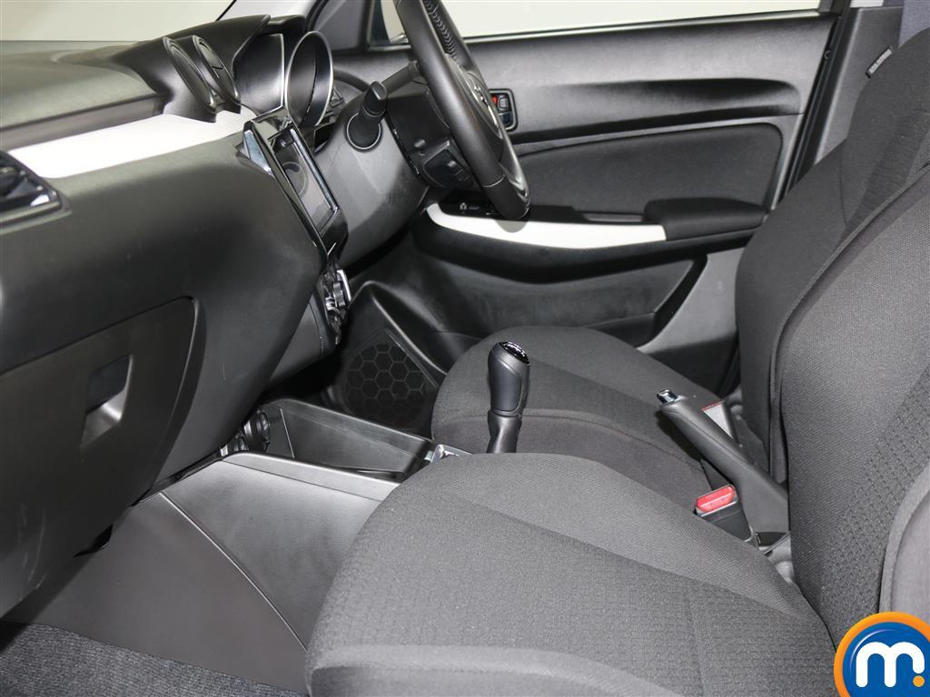 Suzuki Swift Sz-T Manual Petrol Hatchback - Stock Number (970793) - 5th supplementary image
