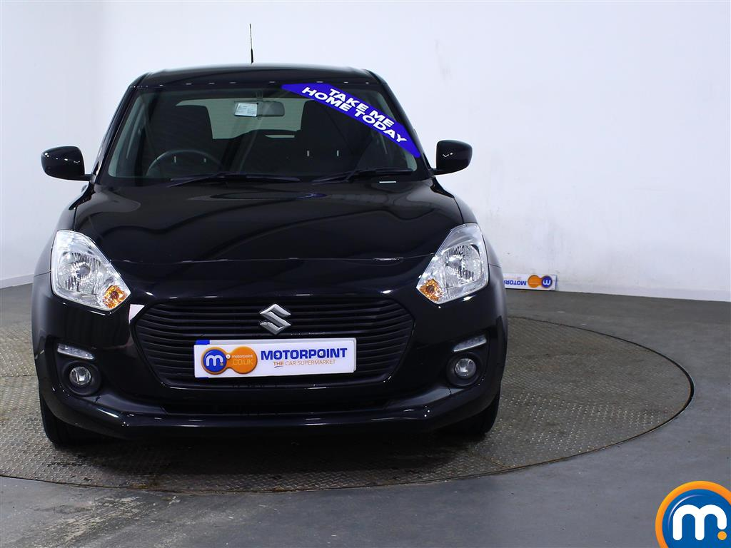 Suzuki Swift Sz-T Manual Petrol Hatchback - Stock Number (970793) - Front bumper