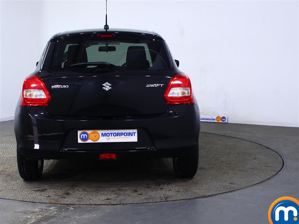 Suzuki Swift Sz-T Manual Petrol Hatchback - Stock Number (970793) - Rear bumper