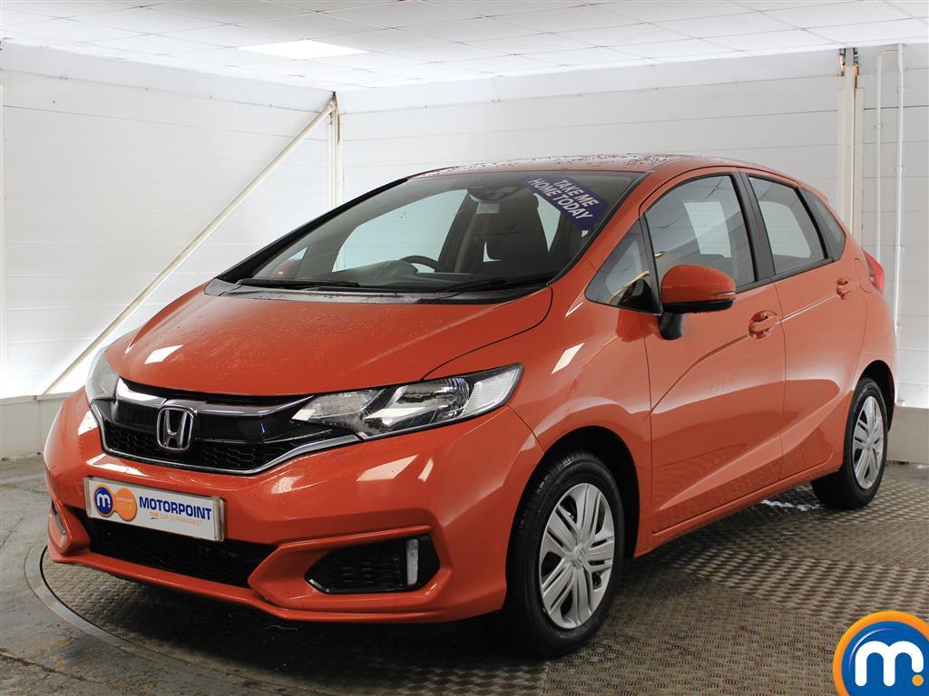 Honda Jazz S - Stock Number (969903) - Passenger side front corner