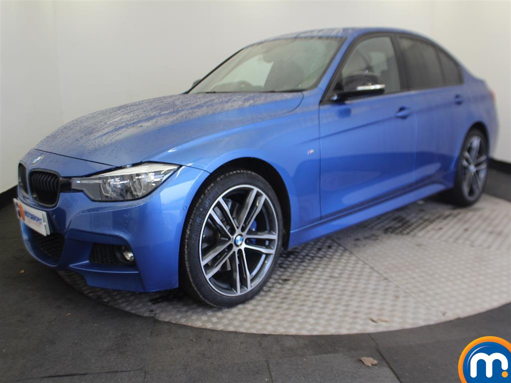 BMW 3 Series M Sport Shadow Edition - Stock Number (957991) - Passenger side front corner