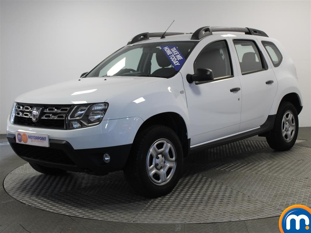 Dacia Duster Air - Stock Number (960422) - Passenger side front corner