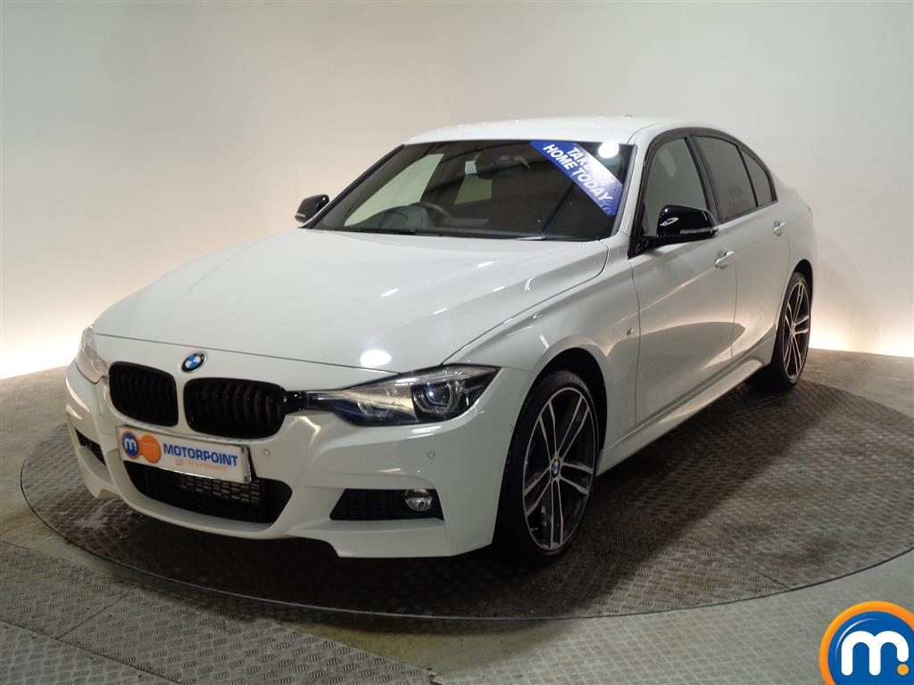 BMW 3 Series M Sport Shadow Edition - Stock Number (957990) - Passenger side front corner