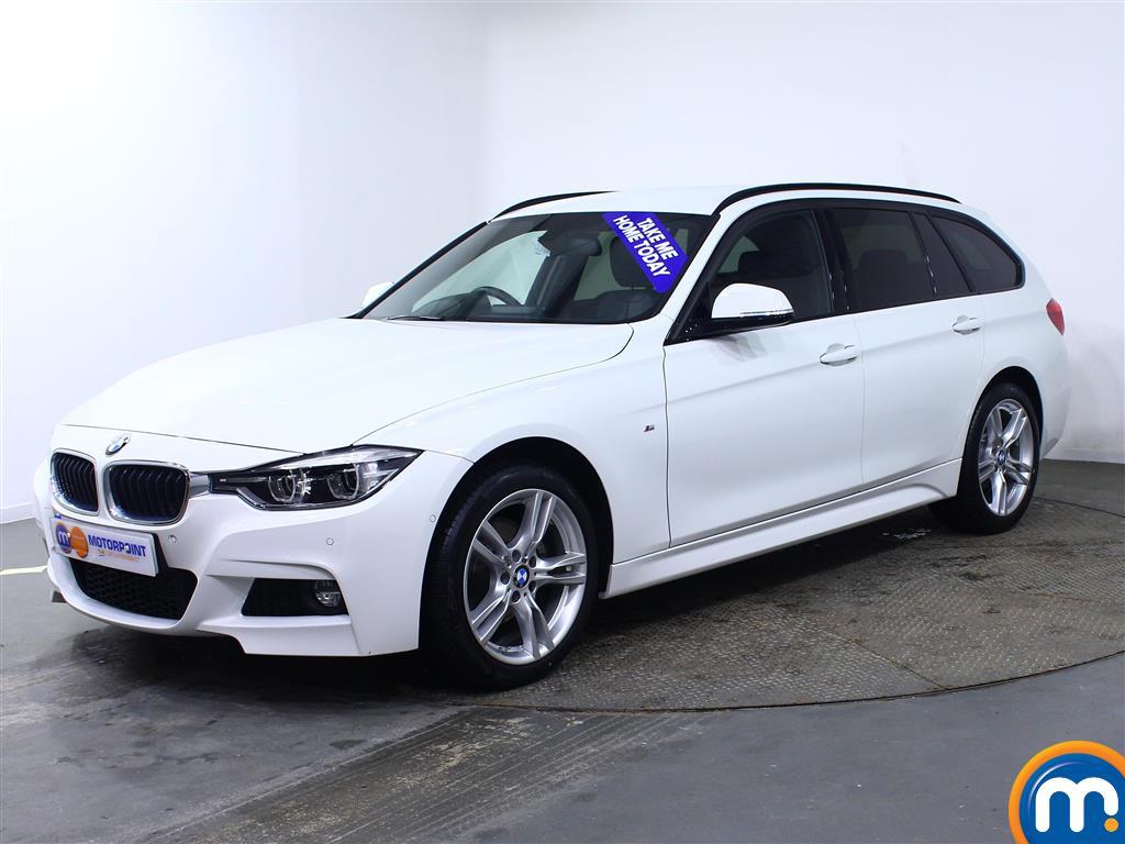 BMW 3 Series M Sport - Stock Number (958880) - Passenger side front corner
