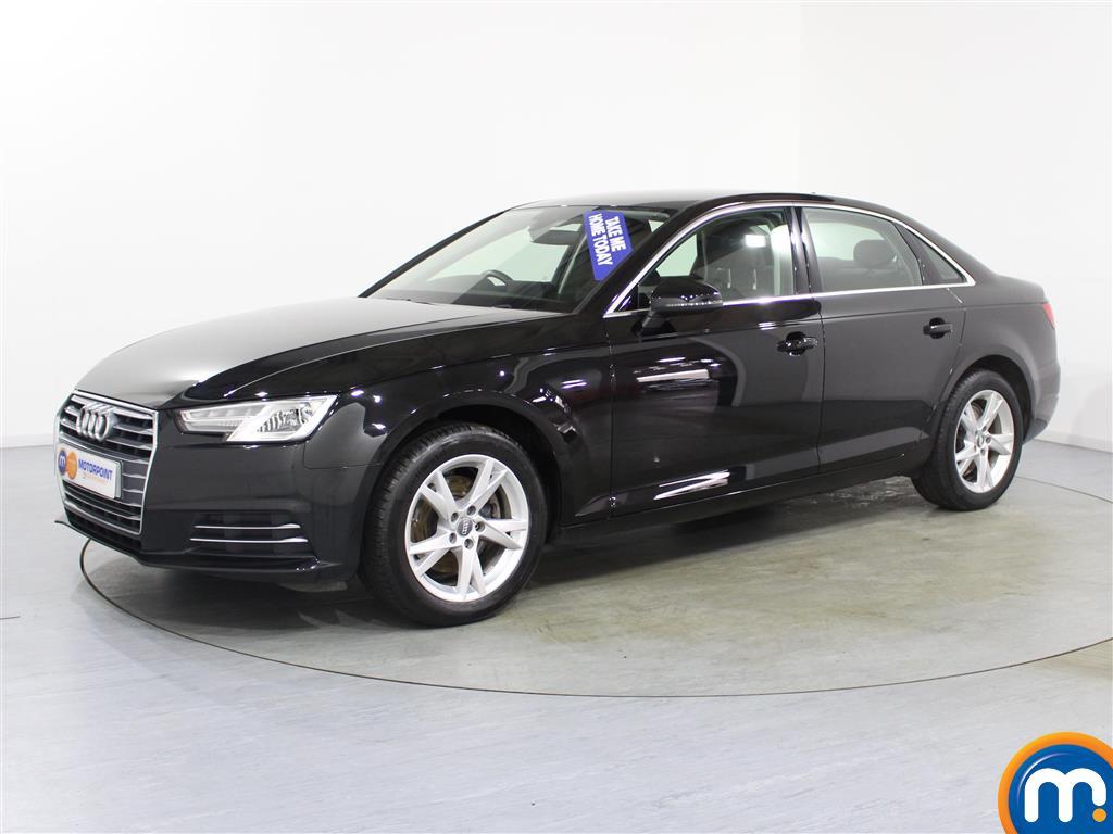 Audi A4 Sport - Stock Number (969845) - Passenger side front corner