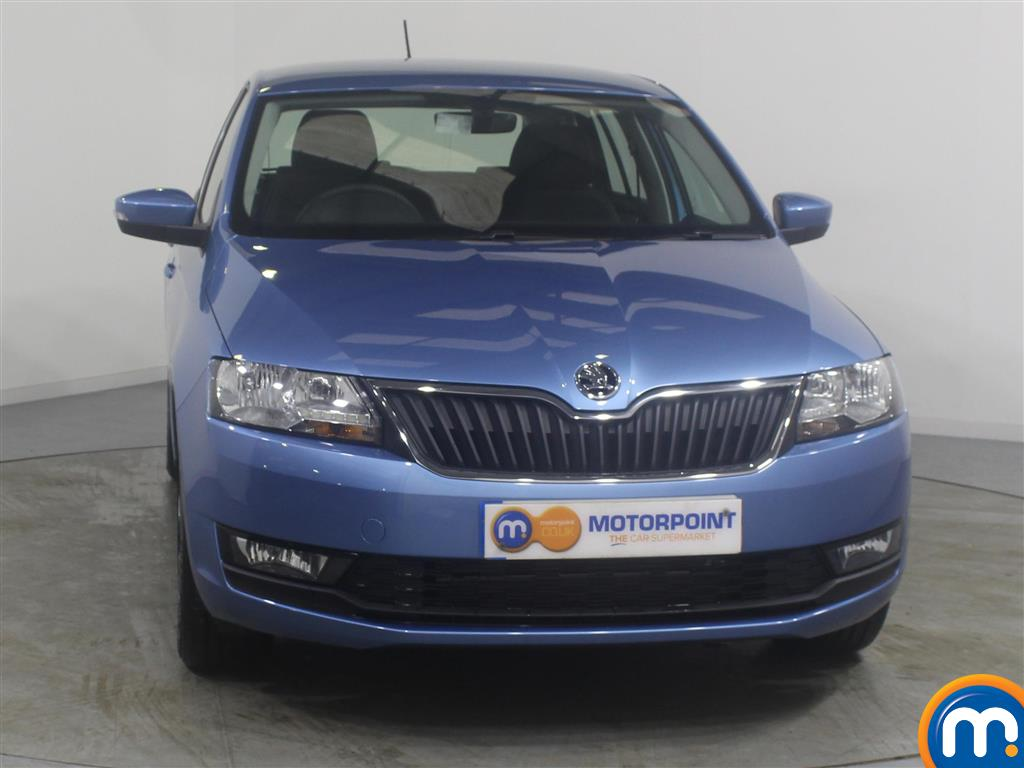 Skoda Rapid Spaceback Se Tech Manual Petrol Hatchback - Stock Number (971365) - Front bumper