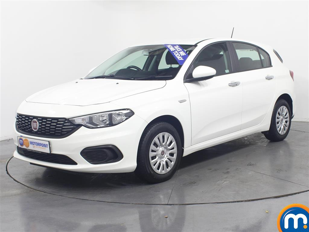 Fiat Tipo Easy - Stock Number (968010) - Passenger side front corner