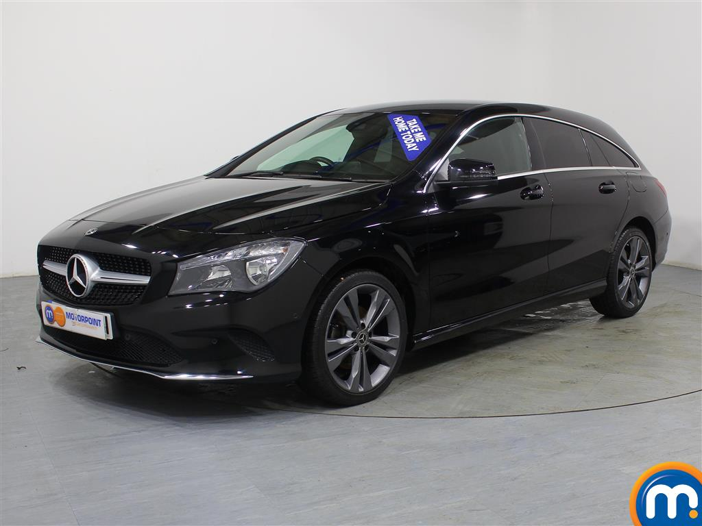 Mercedes-Benz Cla Class Sport - Stock Number (969761) - Passenger side front corner