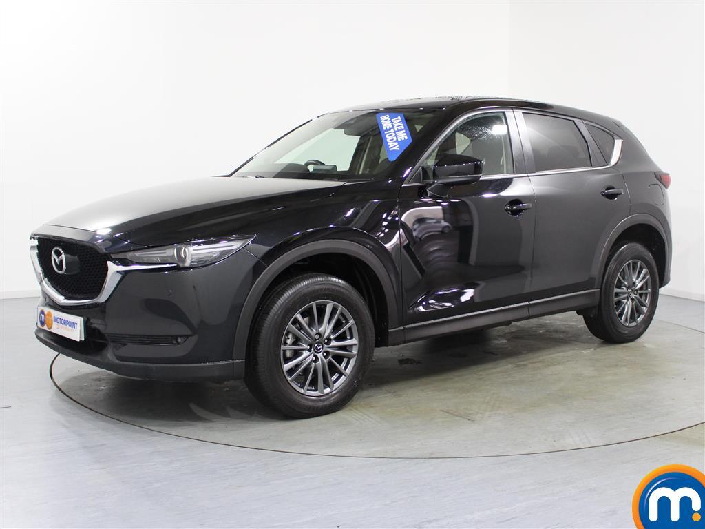 Mazda Cx-5 SE-L Nav - Stock Number (957670) - Passenger side front corner