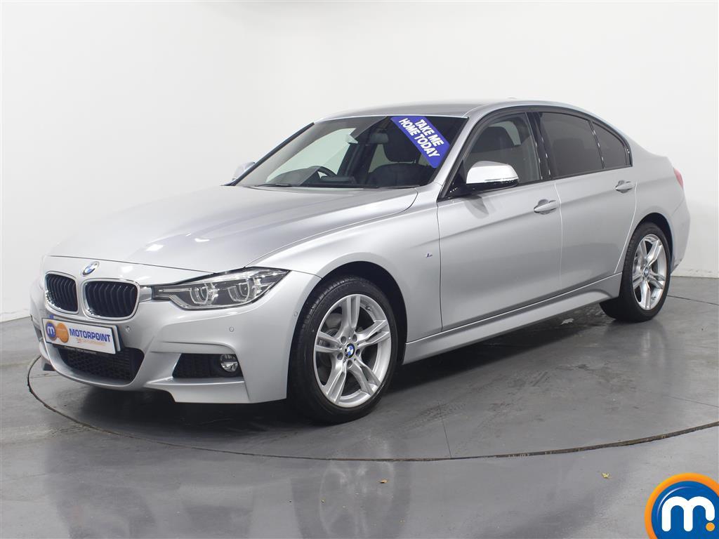 BMW 3 Series M Sport - Stock Number (957947) - Passenger side front corner