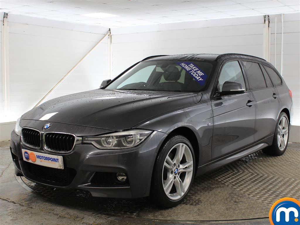 BMW 3 Series M Sport - Stock Number (958905) - Passenger side front corner
