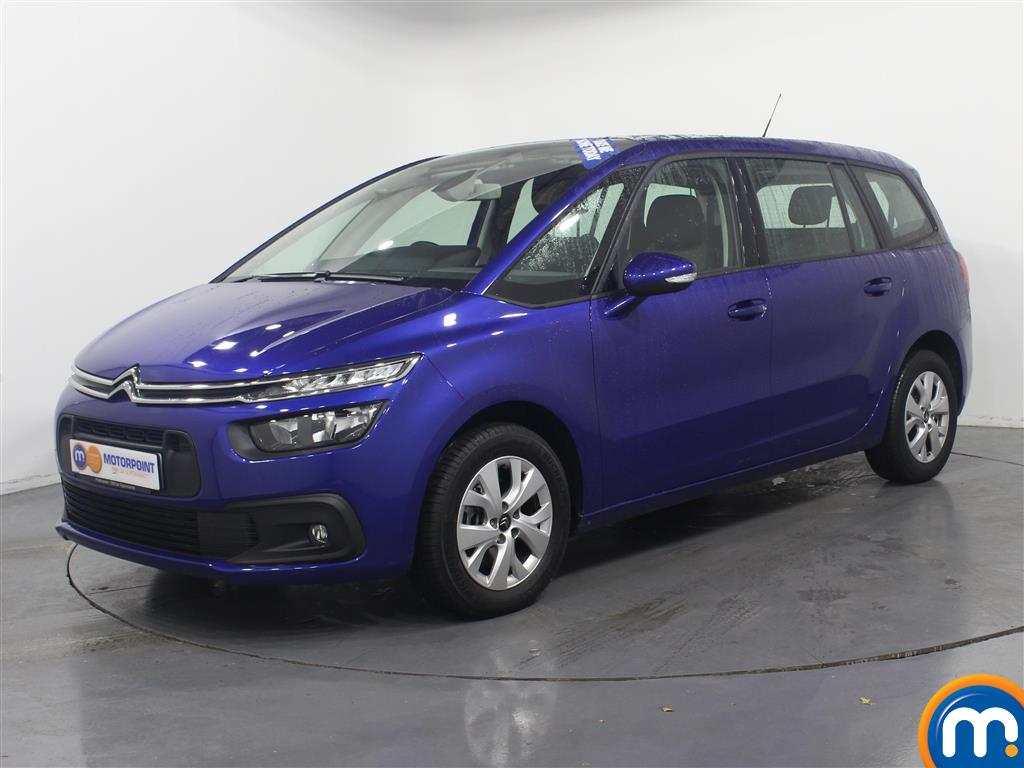Citroen Grand C4 Picasso Touch Edition - Stock Number (961793) - Passenger side front corner