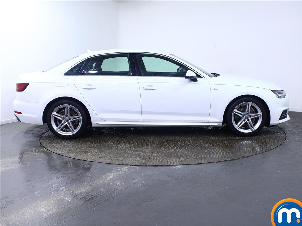 Audi A4 S Line Manual Petrol Saloon - Stock Number (972087) - Drivers side