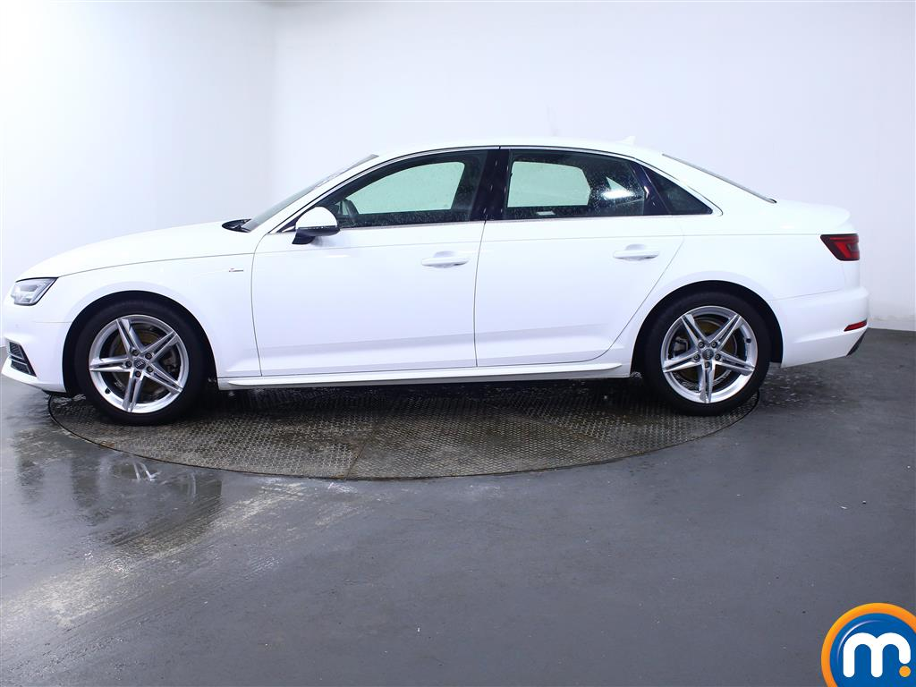 Audi A4 S Line Manual Petrol Saloon - Stock Number (972087) - Passenger side