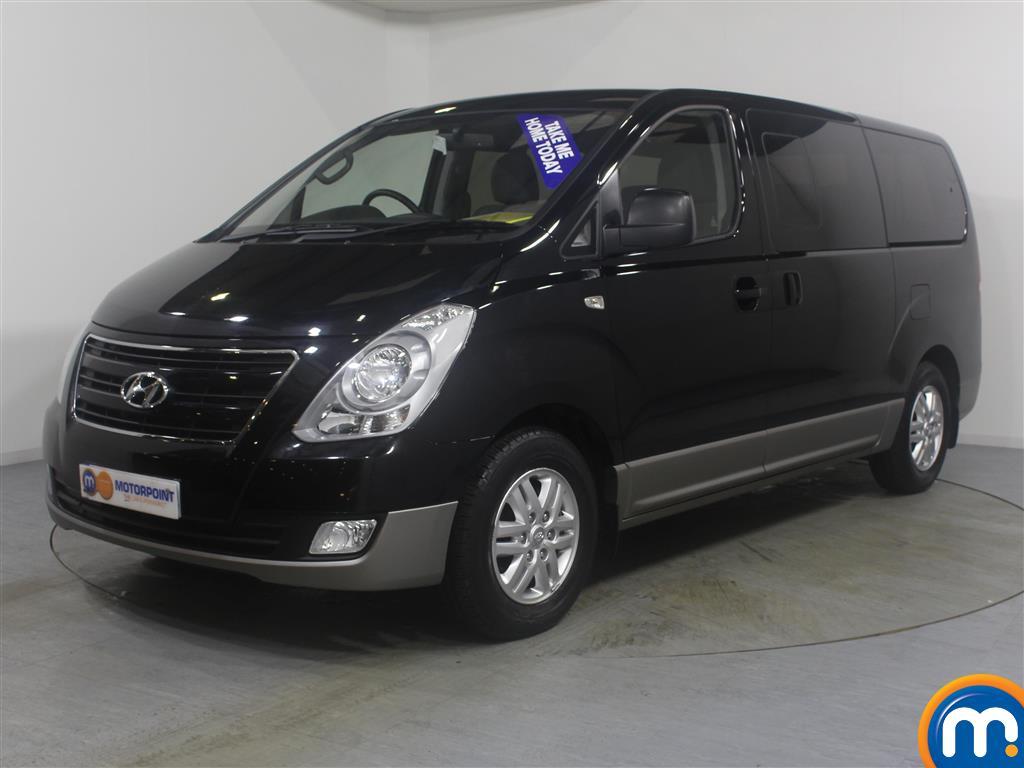 Hyundai I800 SE Nav - Stock Number (962700) - Passenger side front corner