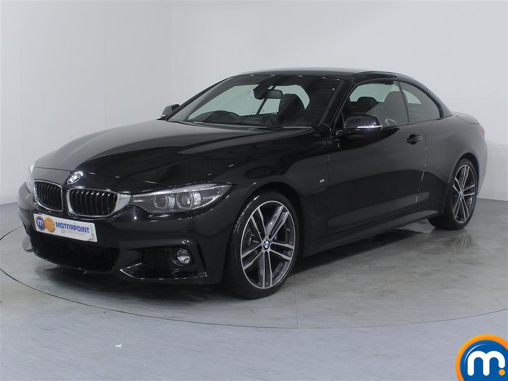 BMW 4 Series M Sport - Stock Number (968956) - Passenger side front corner