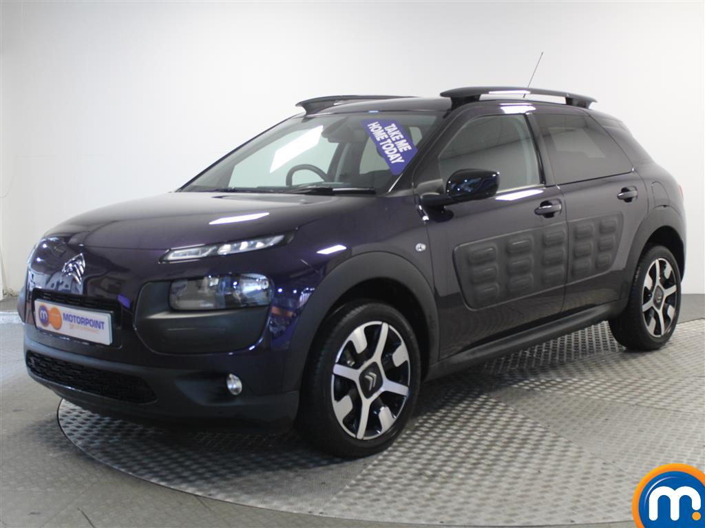 Citroen C4 Cactus Flair - Stock Number (961808) - Passenger side front corner