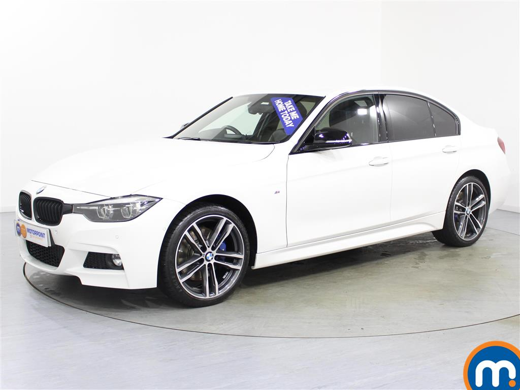 BMW 3 Series M Sport Shadow Edition - Stock Number (958018) - Passenger side front corner