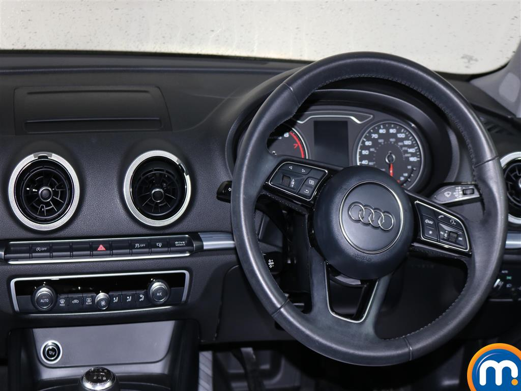 Audi A3 Sport Manual Petrol Hatchback - Stock Number (969849) - 2nd supplementary image