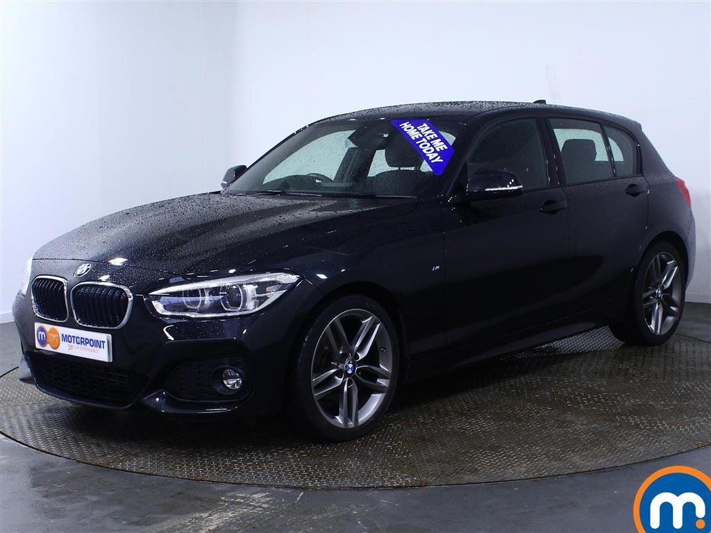 BMW 1 Series M Sport - Stock Number (969869) - Passenger side front corner