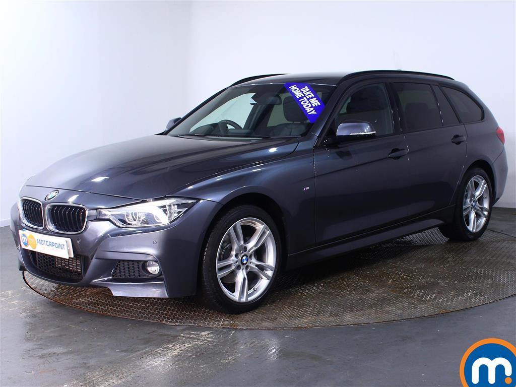 BMW 3 Series M Sport - Stock Number (958917) - Passenger side front corner