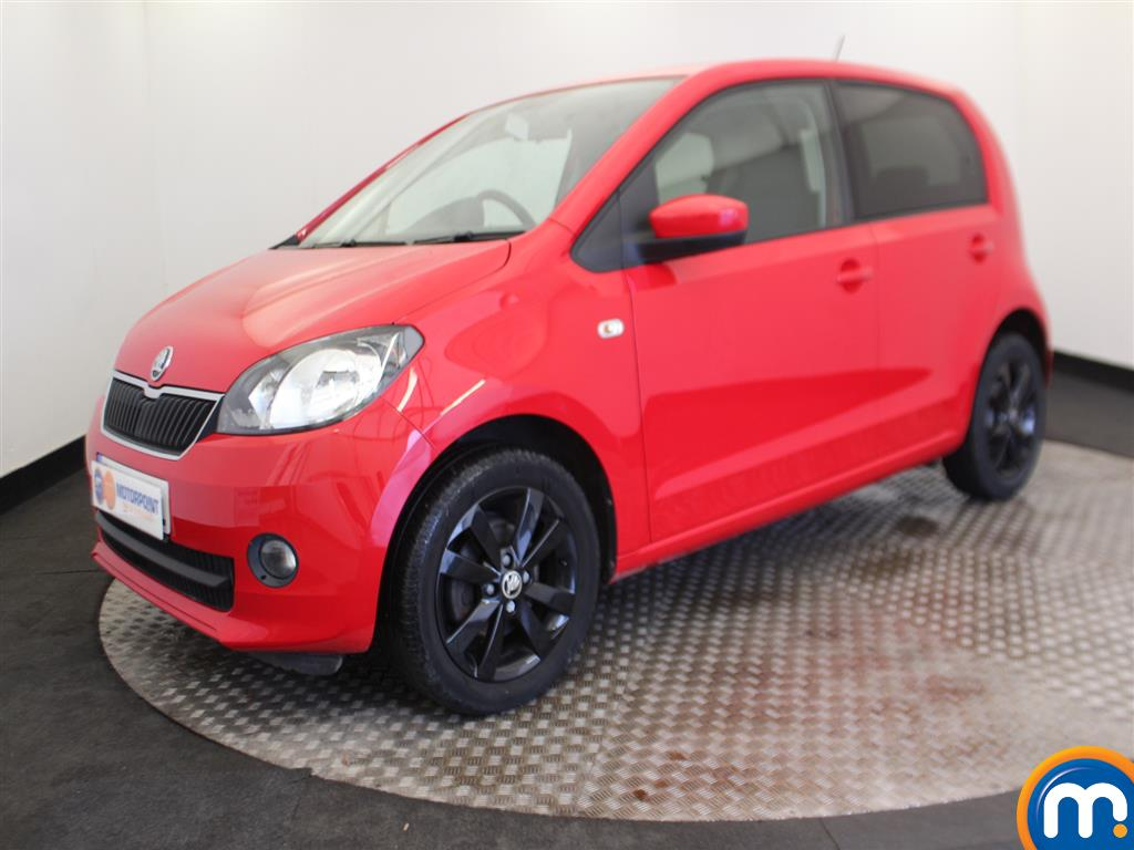 Skoda Citigo Black Edition - Stock Number (971751) - Passenger side front corner