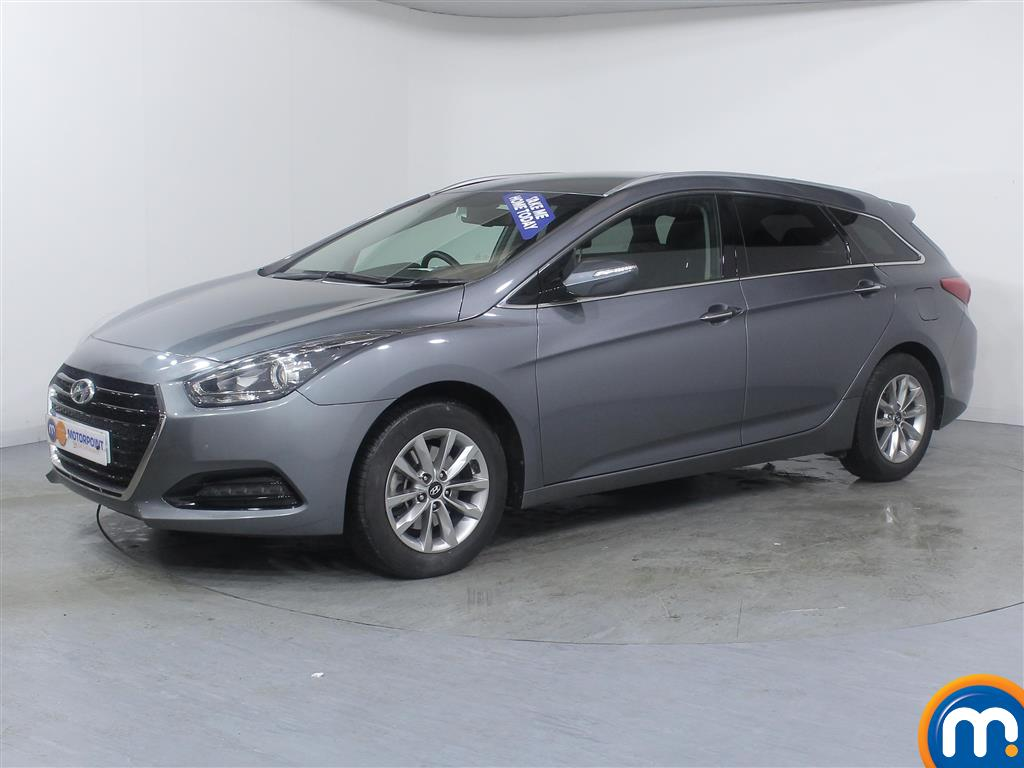 Hyundai I40 SE Nav Business - Stock Number (963517) - Passenger side front corner