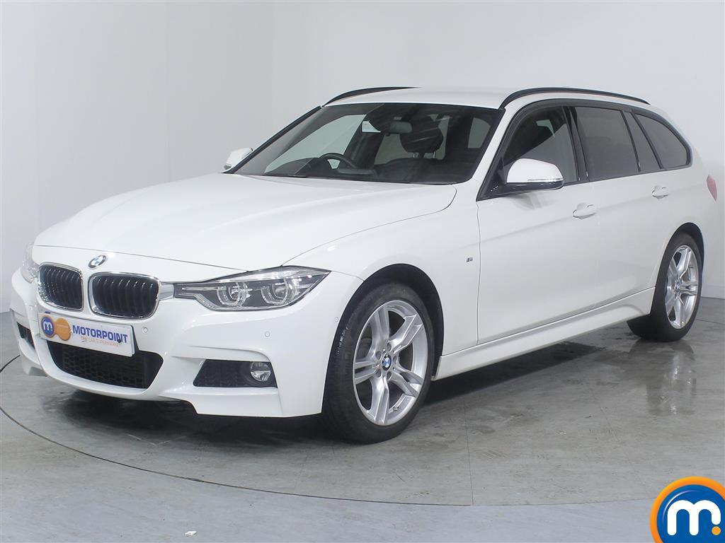 BMW 3 Series M Sport - Stock Number (958886) - Passenger side front corner