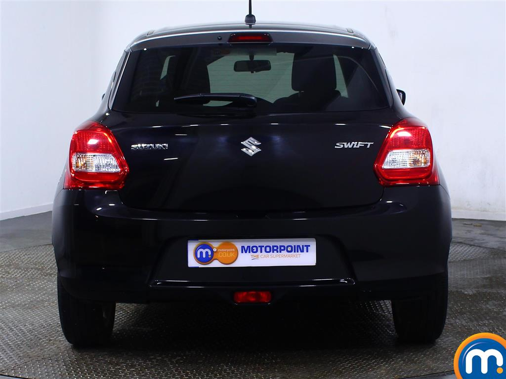 Suzuki Swift Sz-T Manual Petrol Hatchback - Stock Number (970810) - Rear bumper
