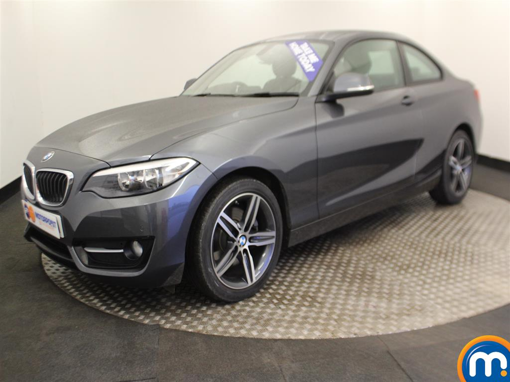 BMW 2 Series Sport - Stock Number (968806) - Passenger side front corner