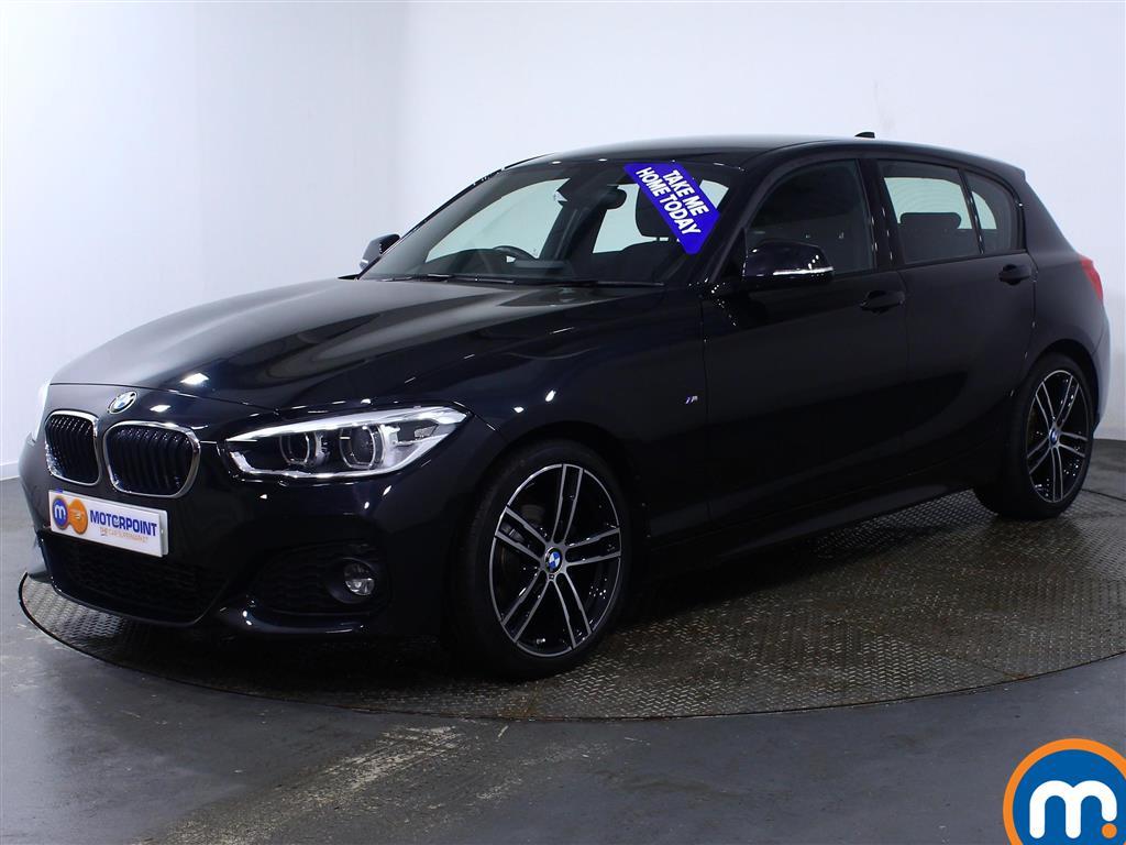 BMW 1 Series M Sport - Stock Number (969783) - Passenger side front corner