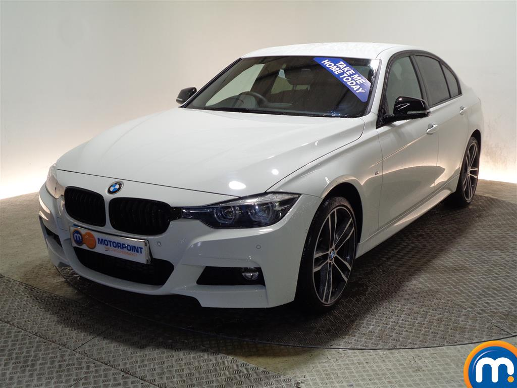 BMW 3 Series M Sport Shadow Edition - Stock Number (957985) - Passenger side front corner