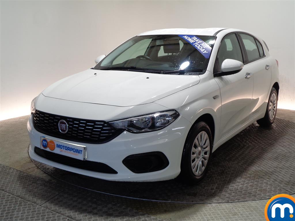 Fiat Tipo Easy - Stock Number (968000) - Passenger side front corner