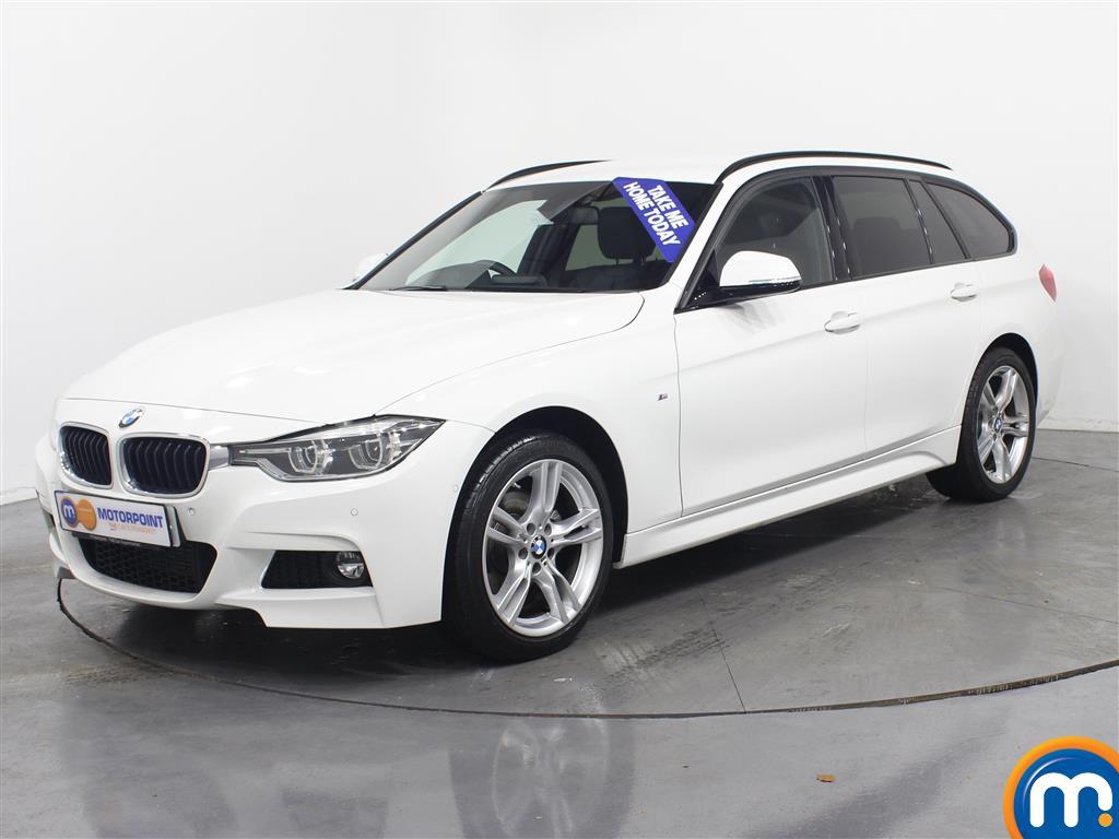 BMW 3 Series M Sport - Stock Number (958956) - Passenger side front corner