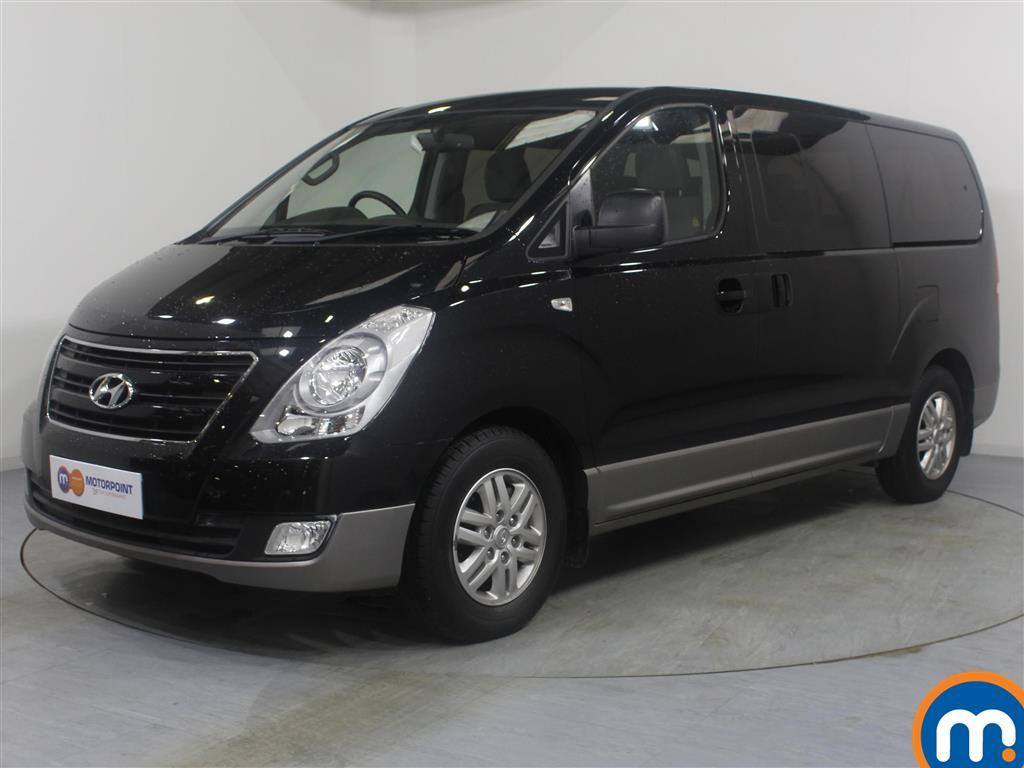 Hyundai I800 SE Nav - Stock Number (956607) - Passenger side front corner