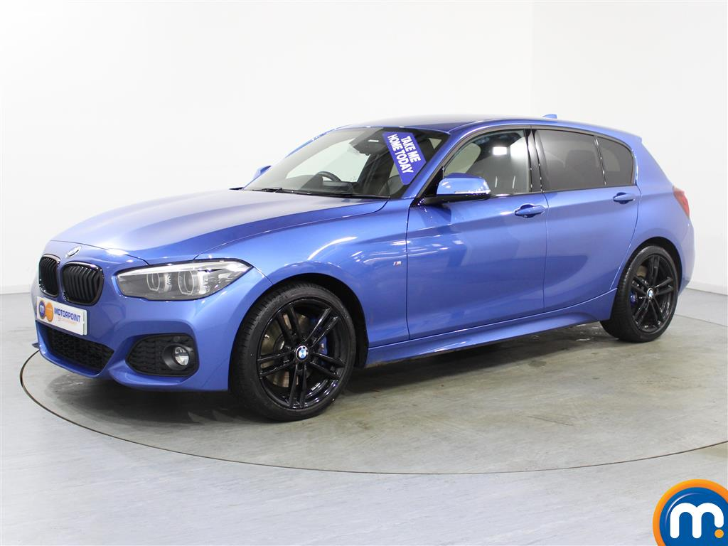 BMW 1 Series M Sport Shadow Edition - Stock Number (964593) - Passenger side front corner